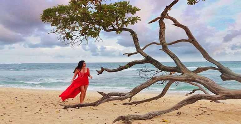 Pantai Serenity Nusa Dua Bali