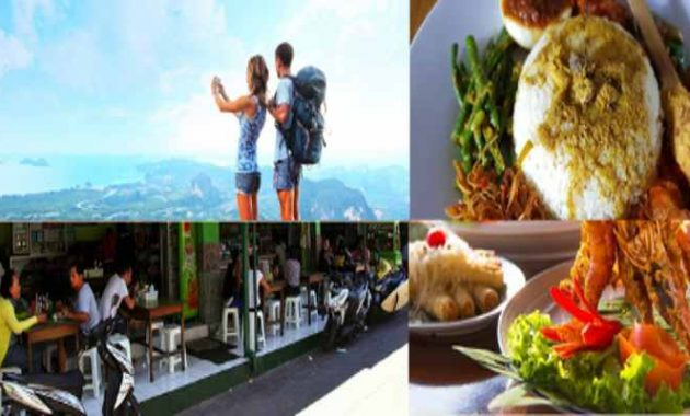 Tempat Makan Backpacker di Bali