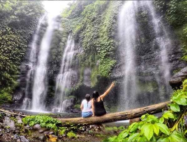 Air Terjun Fiji Lemukih Buleleng Bali