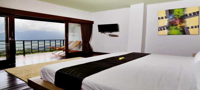 The Cave Hotel Kintamani Bali