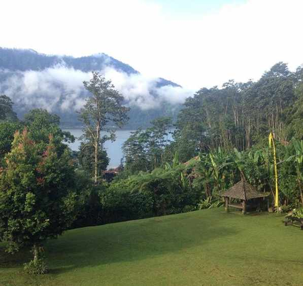 Warung Rekreasi Bedugul Bali