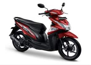 Harga Sewa Motor Honda Beat ESP di Bali