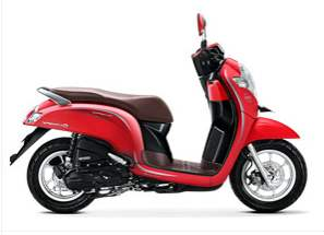 Honda New Scoopy