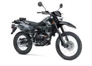 Harga Sewa Motor Trail KLX di Bali