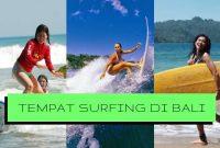 Tempat Surfing di Bali Paling Terkenal