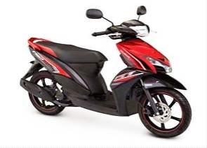 Harga Sewa Motor Yamaha Mio Sporty di Bali