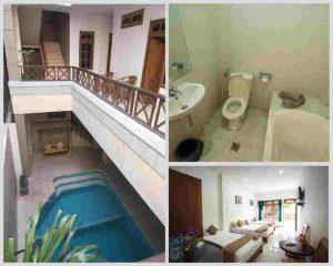 Fasilitas Hotel Melati View Kuta Bali