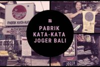 Pabrik Kata Kata Joger Bali