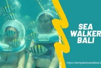 Sea Walker Bali Instagram