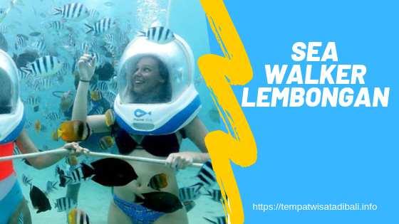Sea Walker Lembongan Bali