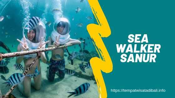 Sea Walker Sanur Bali