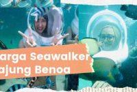 Harga Seawalker Tanjung Benoa Bali 1