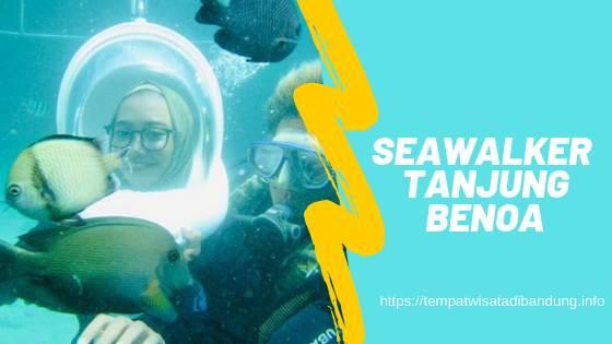 Seawalker Tanjung Benoa Bali Instagram
