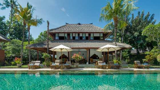 Kolam Renang Villa Batujimbar Sanur Bali