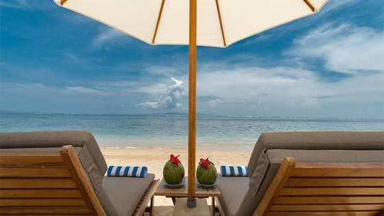 Villa Dekat Pantai Sanur Denpasar Bali