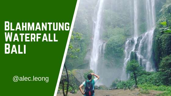 Blahmantung Waterfall Bali