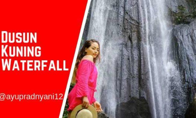 Dusun Kuning Waterfall Bangli Bali