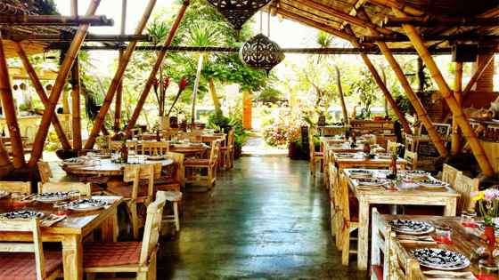 Restoran di Bali yang Wajib Dikunjungi
