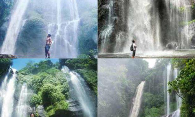 Air Terjun Gerombong Lemukih Bali