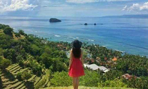 Bukit Guungan Candidasa Karangasem Bali