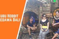Kubu Hobbit Pedawa Bali Instagram1