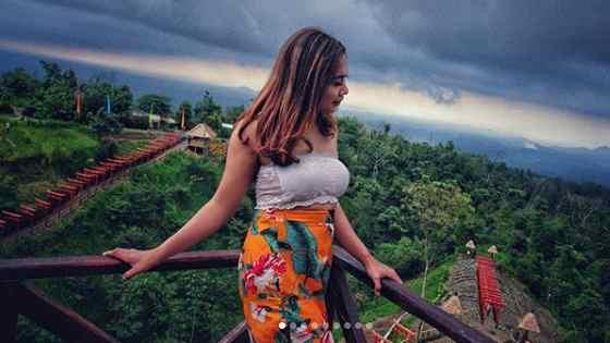 Taman Jinja Karangasem Bali