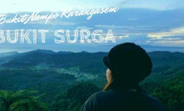 Bukit Nampo Karangasem Bali