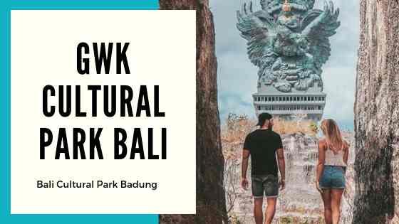 Foto Garuda Wisnu Kencana GWK Bali Instagram