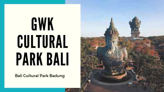 History Garuda Wisnu Kencana Cultural Park Bali
