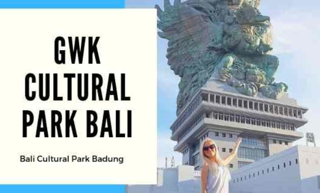 Tinggi Patung Garuda Wisnu Kencana Bali