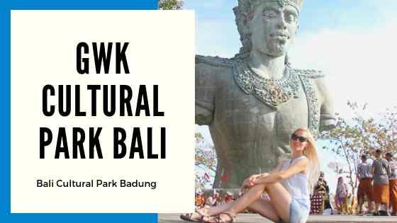 Garuda Cultural Park Bali