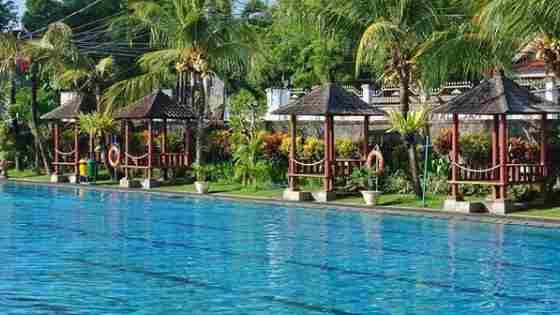 Olympic Pool Taman Segara Madu Bali