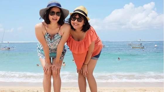 Gambar Pantai Geger Nusa Dua Bali di Instagram