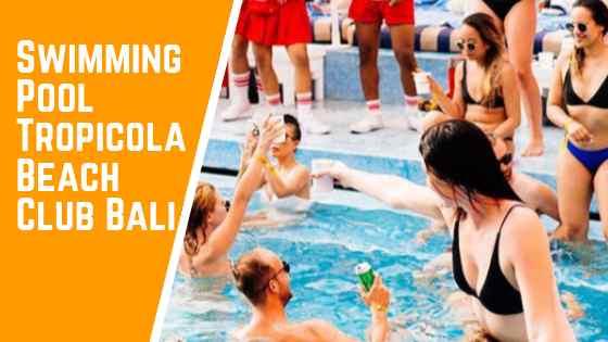Swimming Pool Tropicola Bbeach Club