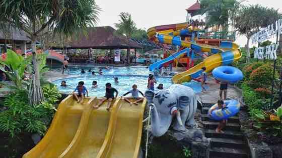Taman Segara Madu Waterpark Canggu Bali