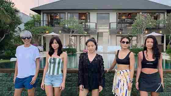 Hotel Dekat Pantai Pandawa Bali Villa Karang Saujana