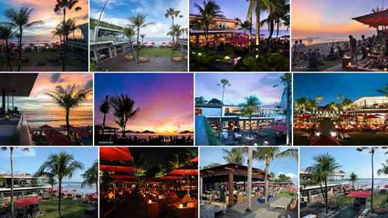 Gambar Ku De Ta Beach Club Seminyak Bali