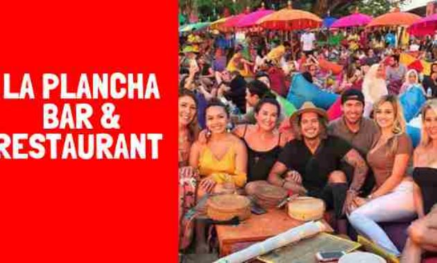 Restoran La Plancha Seminyak Bali
