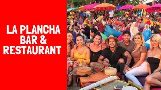 La Plancha Seminyak Bali Restaurant