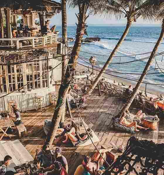 La Brisa Beach Club Canggu Bali
