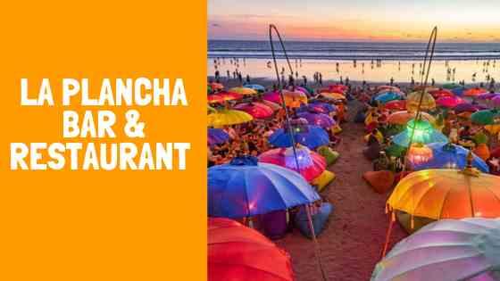La Plancha Bar & Restaurant Seminyak