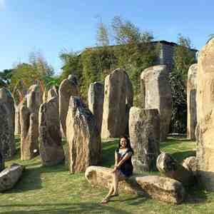 Stonehenge Big Garden Corner Denpasar Bali