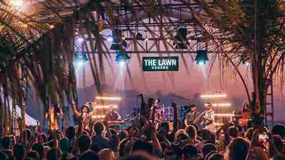 The Lawn Canggu Event
