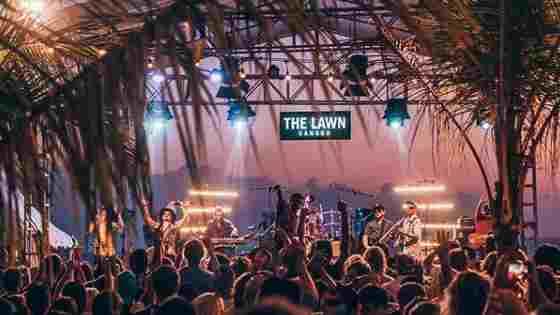 The Lawn Canggu Event