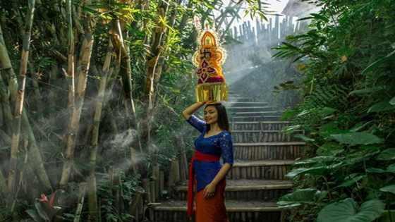 Aan Secret Waterfall Klungkung – Misteri & Harga Tiket Masuk 2019