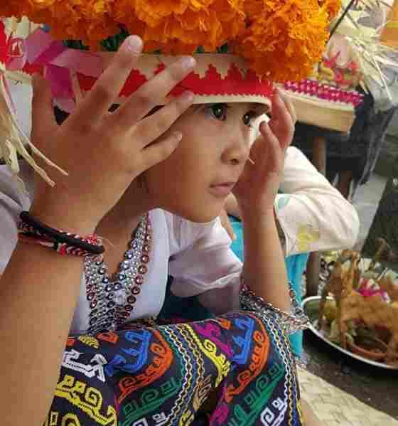 Gelang Tridatu Khas Bali