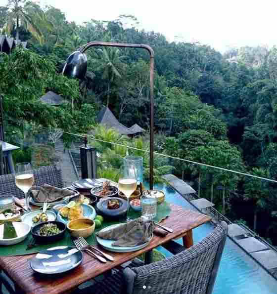 Jungle Fish Restaurant Ubud Bali