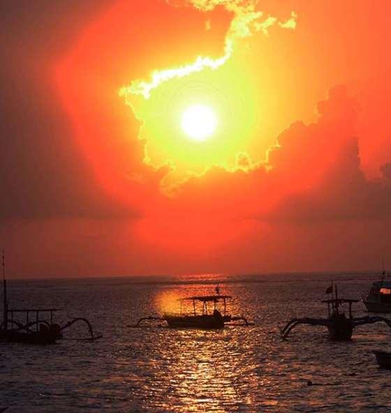 Shindu Beach Sanur Denpasar Bali