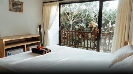 Hotel Murah Dekat GWK Bali Dengan Kolam Renang