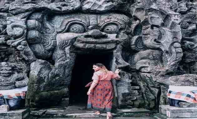 Goa Gajah The Elephant Cave Ubud Bali